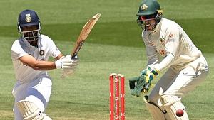 India's stand-in Ajinkya Rahane backed up his first-innings century by scoring the winning runs