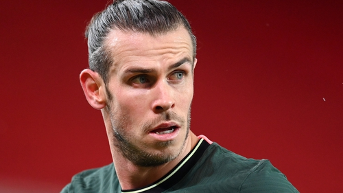 Gareth Bale suffered the injury during Spurs' Carabao Cup win at Stoke