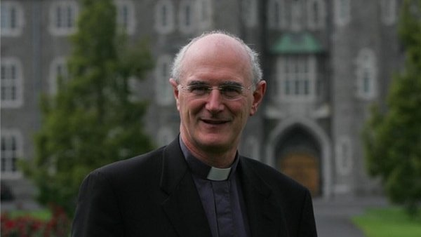 Dermot Farrell was installed as Catholic Archbishop of Dublin today