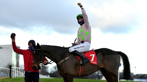 Sharjah has won on three of his last four starts at Leopardstown