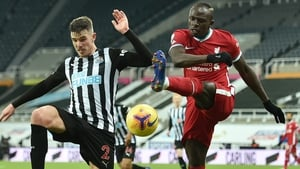 Liverpool were left frustrated after being held by Newcastle