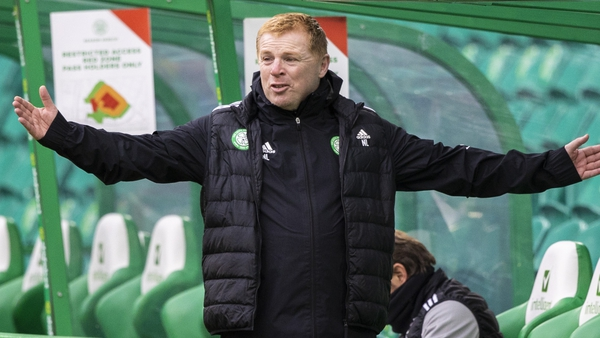 Lennon's side are 16 points adrift of their rivals
