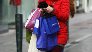 All non-essential retail will close from 6pm this evening for at least a month under Level 5 restrictions (Pic: RollingNews.ie)
