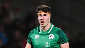 David McCann is set for a first senior start for Ulster