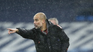 Guardiola and City saw their last fixture postponed