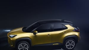 The new Toyota Yaris Crossover hybrid will be one of the cars to watch this year.