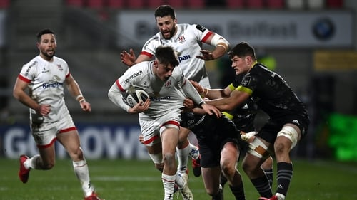 Ulster overcame a dogged Munster in Belfast