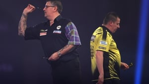 Gary Anderson is seeking a third title