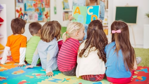 The Minister for Children appealed to parents to 'leave places' for frontline and priority groups (stock image)