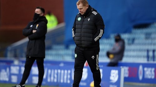 Pressure is mounting on Neil Lennon