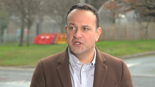 Leo Varadkar said it is the firm intention of the Government to open schools as planned on 11 January