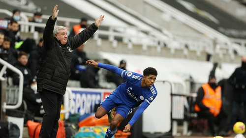 Steve Bruce is not universally loved by Newcastle fans