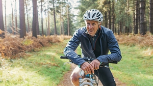 """""""I walk and cycle most days, it's always an adventure, I know the risks, I love it and don't want to stop, my friends encourage me. The only people that want me to stop are family."""" Photo: Getty Images"""
