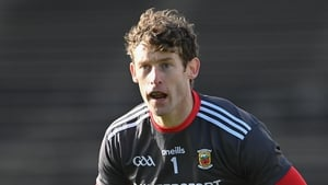 David Clarke made his Mayo debut in 2002