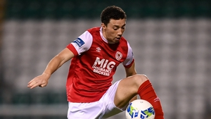 Jordan Gibson is keen to get going with Sligo Rovers