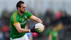Graham Reilly first came into the Meath panel in 2007