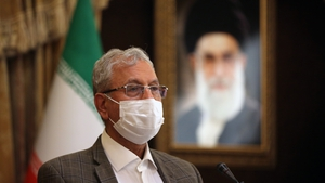Iranian Government Spokesperson Ali Rabiei announced that the process had resumed at an underground facility (file image)