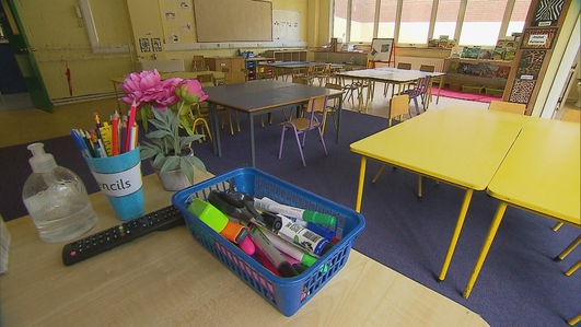Talks on reopening of special schools to resume