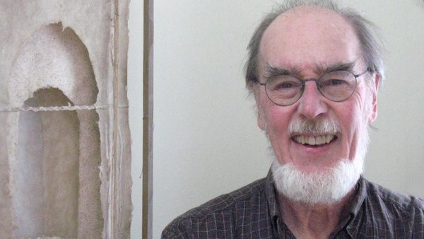 Eamon Grennan features in The Poetry Programme (Pic: Rachel Kitzinger)