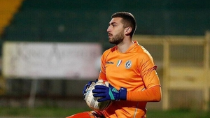 Alessio Abibi is moving to Oriel Park