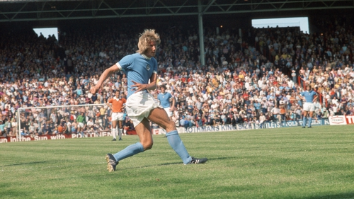 Colin Bell played nearly 500 games for Man City over a 13-year career at Maine Road