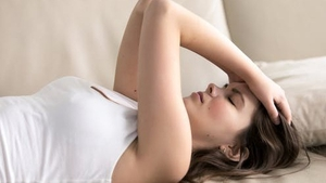 """""""While men are at increased risk of severe infection, that women seem to be more affected by long Covid may reflect their different or changing hormone status"""". Photo: fizkes/ Shutterstock"""