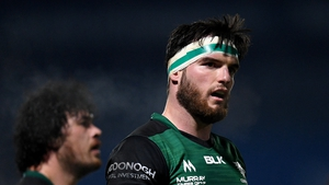 Tom Daly of Connacht during the win over Leinster