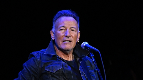 """Bruce Springsteen: """"You know, I have some projects coming up this year that I won't tell cos it's going to be a secret and then a big surprise."""""""