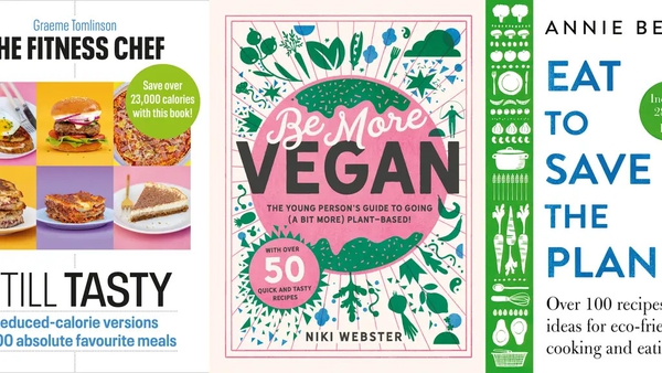 Concerned about meat consumption? Your health? The health of the planet? These cookbooks might provide some direction, says Ella Walker.