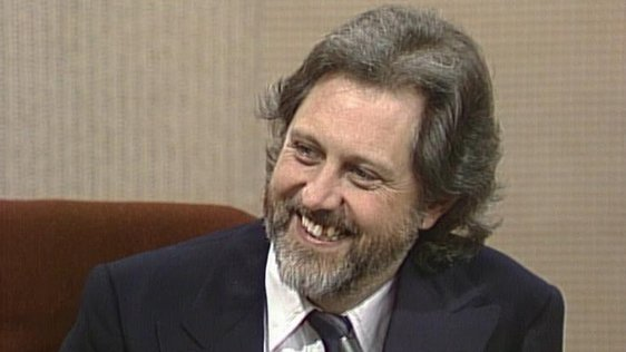 David Puttnam on The Late Late Show (1986)
