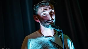 Geoff Finan (AKA The Poet Geoff) presents Empowering Voices at this year's First Fortnight festival