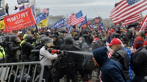 Mob stormed the US Capitol after Donald Trump's speech