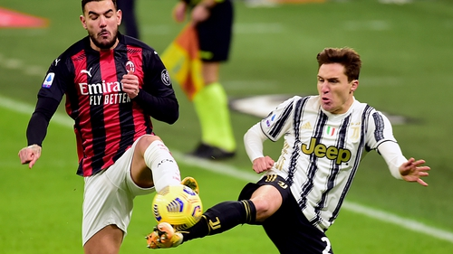 AC Milan and Juventus signed up for the initial Super League proposals