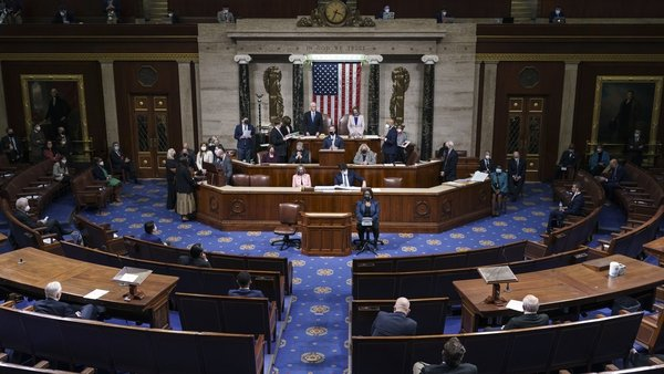 Twenty-five members of the US Congress signed the letter