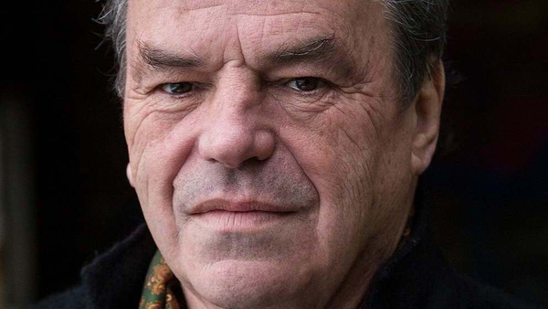 Writer and film-maker Neil Jordan: his latest novel plays with this sense offroideur,or coolness or reserve between people