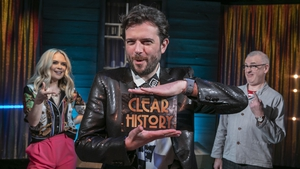Tune into Clear History on RTÉ2 on Thursday at 9:30pm