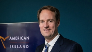 The President of the American Chamber of Commerce Ireland is Gareth Lambe