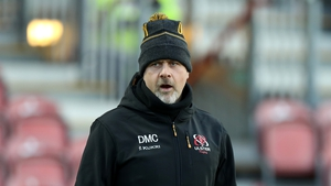 McFarland has been in charge at Ulster since 2018