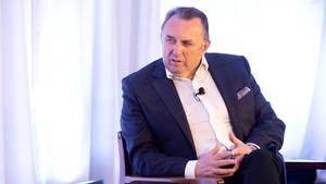 Ergo's chief executive John Purdy