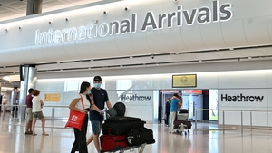 Arrivalsfrom the Common Travel Area with Ireland will be exempt from the UK government plan