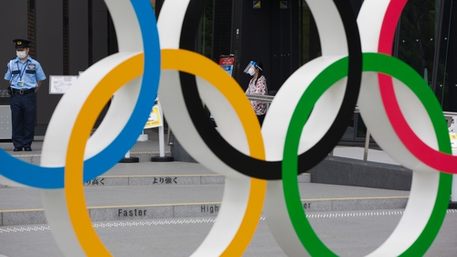 The Tokyo Games are set to begin on 23 July