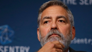 """George Clooney - """"This puts Donald Trump, Donald Trump Jr, Ivanka, all of them, into the dustbin of history. That name will now forever be associated with insurrection"""""""