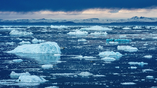 The Arctic suffered extreme heat in 2020 and atmospheric concentrations of planet-warming carbon dioxide continued to rise
