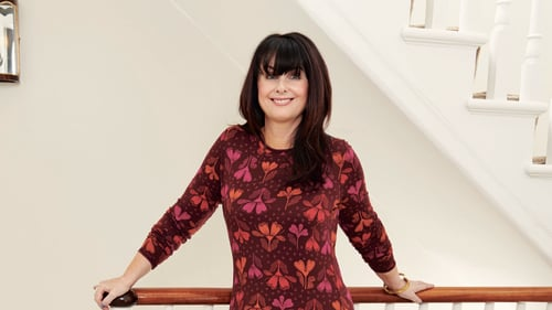 Marian Keyes has summed up our 2021 energy by wearing one of the most coveted dresses of thedecadeto put the bins out.