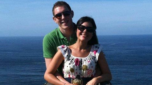 Michaela McAreavey, pictured with her husband John, was killed while on honeymoon in Mauritius