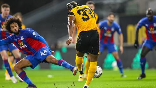 Adama Traore hits the winner