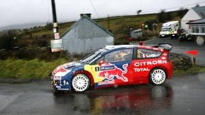 Sebastien Loeb won the last WRC event in Ireland in 2009