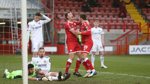 Leeds United were soundly beaten by Crawley Town