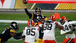 Ben Roethlisberger had a night to forget