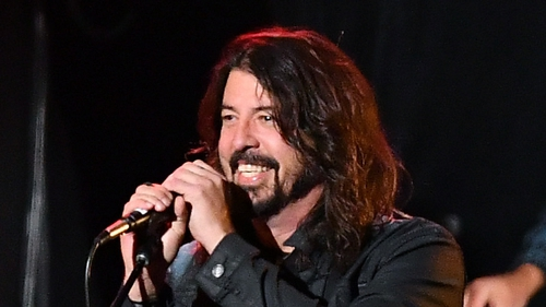 """Dave Grohl: """"I still have dreams that we're in Nirvana, that we're still a band. I still dream there's an empty arena waiting for us to play."""""""